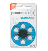 Pilha Power One Implant Plus